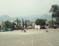 Tesis-Comercial Plaza in Tlayacapan Morelos