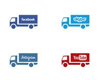 Social Tir Icons
