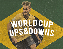 World Cup - Ups&Downs