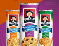 Packaging | Galleta Casera de Avena Quaker