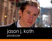 MorGold Productions: Business Card