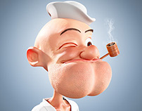 Popeye - The Sailor