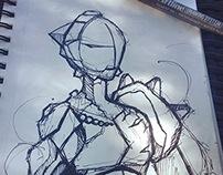 Creatures / Sketch / Concept Art