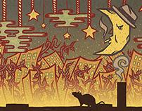 Dean Martin Commemorative Poster