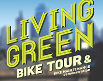 Living Green Bike Tour