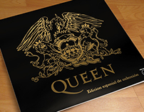 Queen's booklet