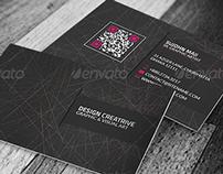 Creative Business Card VO-30