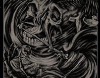 Ill Omen - Album Illustration