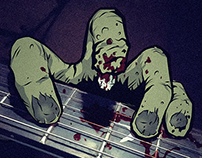Zombie Pentatonic Scale