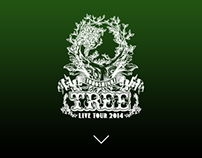 TOHOSHINKI LIVE TOUR 2014 ~TREE~ SPECIAL SITE