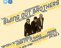 The Swing Out Brothers DJ set and Radio Show