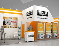 Exhibition stand design - Lumel