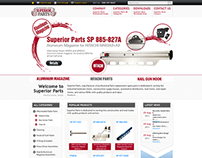 Superior Parts (Award Winning Website)