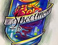 Rare Specimen's water-colour style!