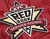 KFC Logos, Booklets & Buttons