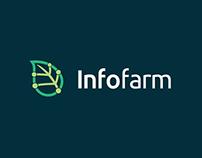 Infofarm Logo & Branding