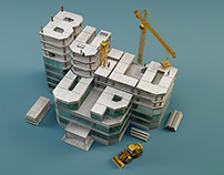 Build Up Typography