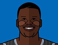 Shaquille O'Neal - Orlando Magic