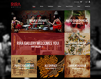 RIRA Art Gallery Design #2