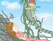 Rubychu Library 04 : Jack and the Beanstalk