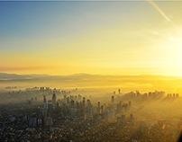 Picturesque Metro Manila
