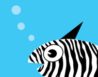 Some zebra illustrations...