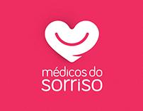 Branding - Médicos do Sorriso