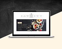Website Design :: Coach House Dairy