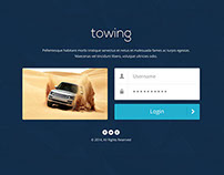 Towing Web Application