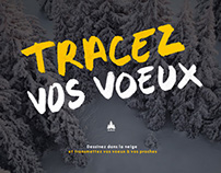 OPEL - Tracez vos voeux