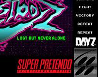 """Lost Boyz"" Retro SNES"