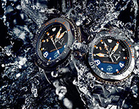 Splash Photography - Visconti Watches