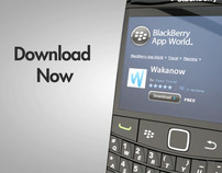 WAKANOW BLACKBERRY