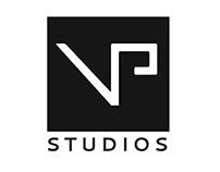 Visual Poet Studios Branding