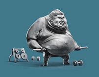 Gustavo Borges Gym