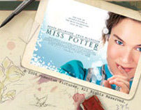 Miss Potter Mini Site