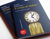 """Copertina """"Il tempo di Mahler"""""""