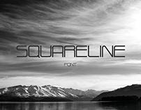 Squareline Typeface