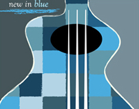 New In Blue CD Cover