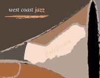 West Coast Jazz CD Cover