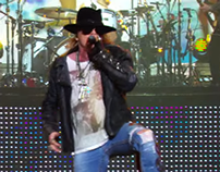 Guns 'N Roses: Live at the Hard Rock in 3D