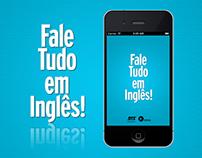 App Fale Tudo em Inglês!