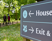 National Trust – Polesden Lacey Wayfinding