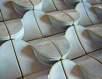 Modular Ceramic Vanishing Edge Pool Installation