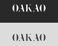 OAKAO Logo Concept