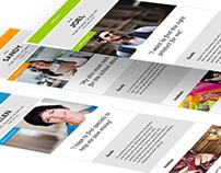 Personas for Ecommerce platform