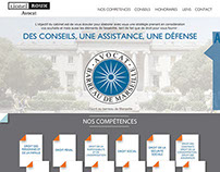 Lionel Roux website - Avocat / Lawyer