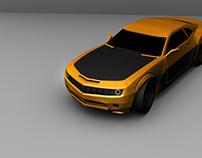 CAMARO - 3D MODEL
