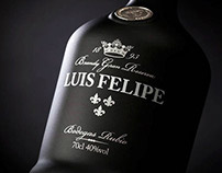 LUIS FELIPE Brandy Gran Reserva | Packaging
