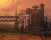 Refinery  (concept work }